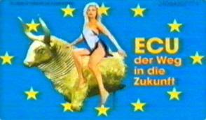 Europa debe su nombre a una diosa pagana Europa_german_tel_card