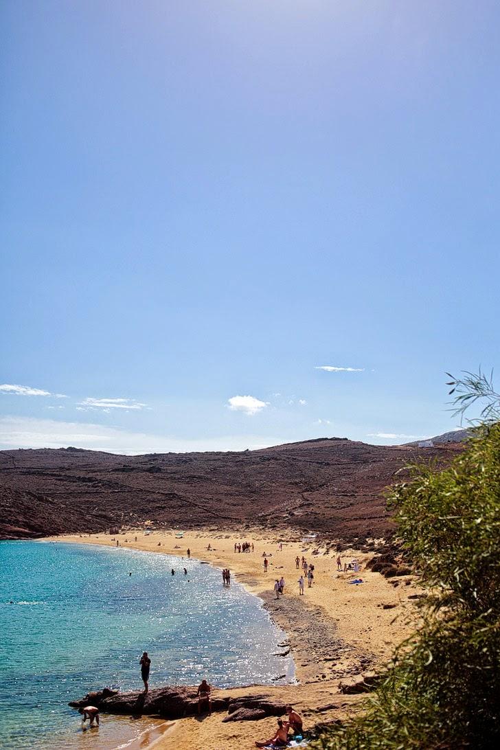 Agios Sostis Beach - Best Beaches in Greece.
