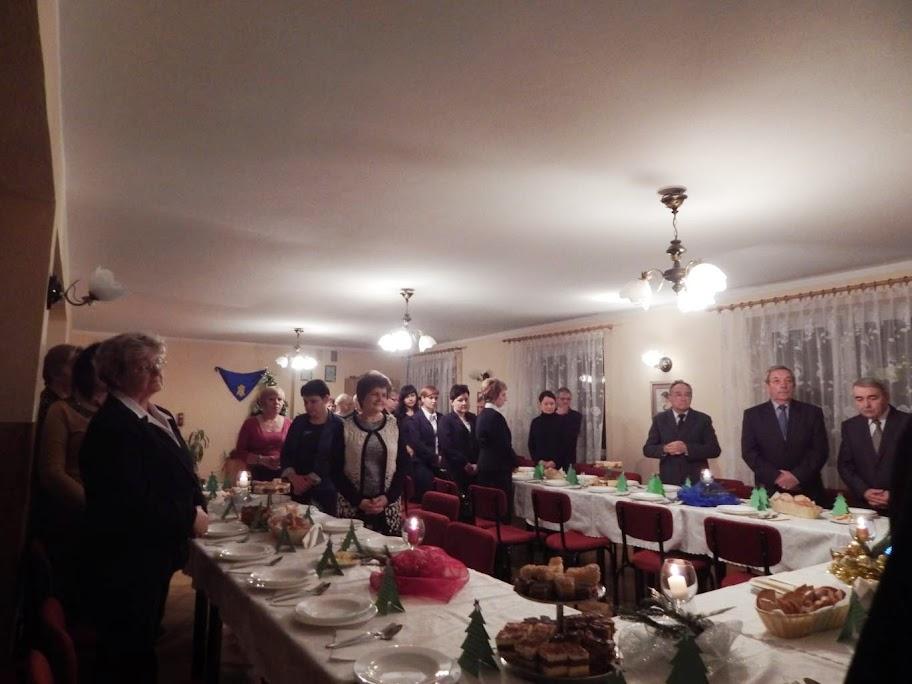 Spotkanie opłatkowe grup parafialnych 2015