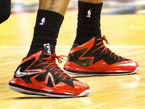 timeline 130425 shoe lebron10 ps alternate1 2012 13 Timeline