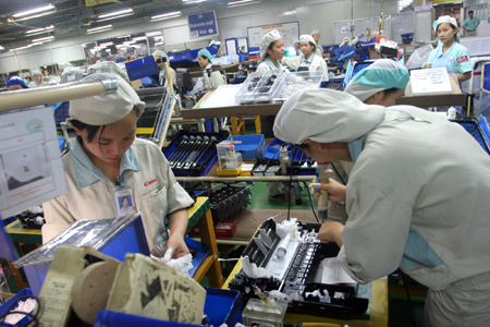 Đơn hàng lắp ráp linh kiện điện tử cần 18 nữ làm việc tại Nagano Nhật Bản tháng 09/2017
