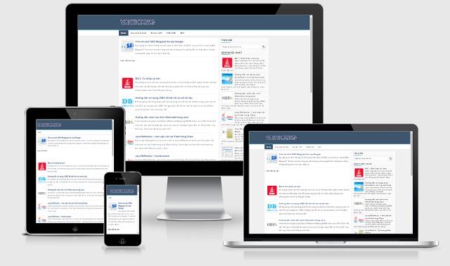 Cách lựa chọn Template đã tối ưu hóa SEO cho blogspot