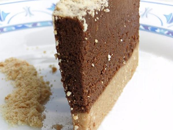 No-bake Ganache cake tinascookings.blogspot.com