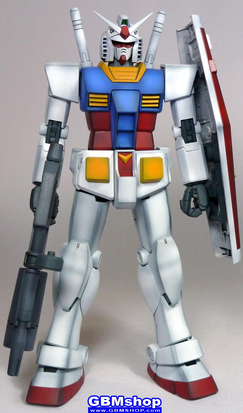 Bandai 1/100 MG Gundam ver 2.0