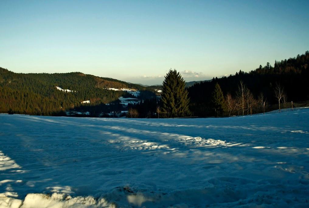 Przełęcz Knurowska Gorce