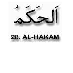 28.Al Hakam