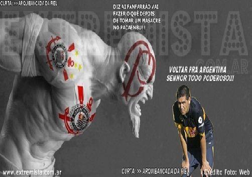 Afiches De River Cargadas A Boca Tras Perder La Final Copa