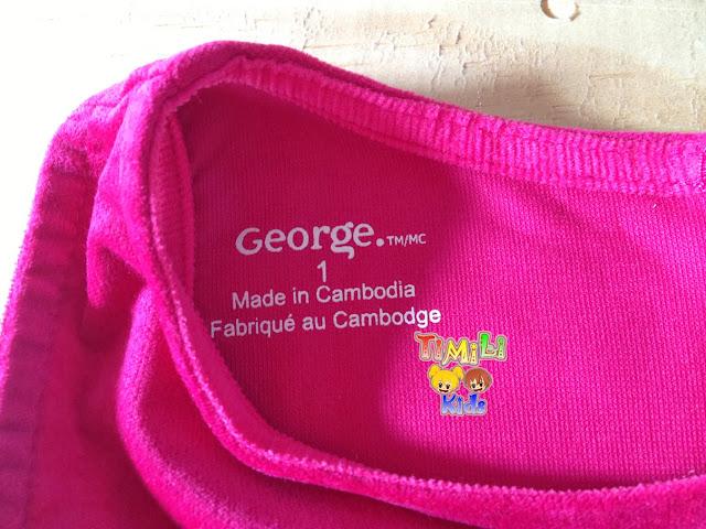Đầm nhung George hàng xuất made in cambodia, màu hồng mận, size từ 1 đến 8.2