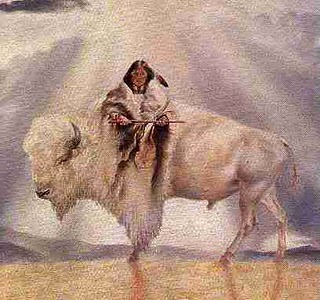 White Buffalo Calf Woman Image