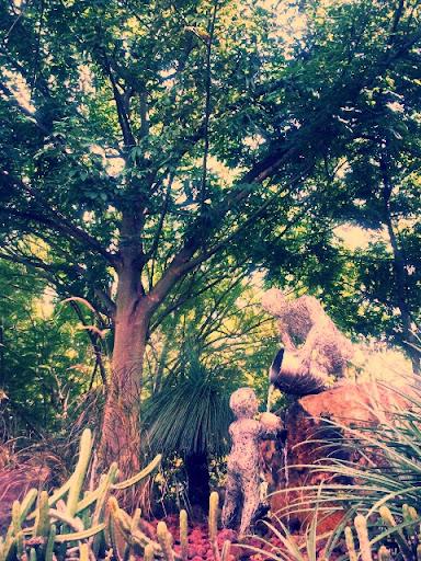 Sculpture in the Sun Garden