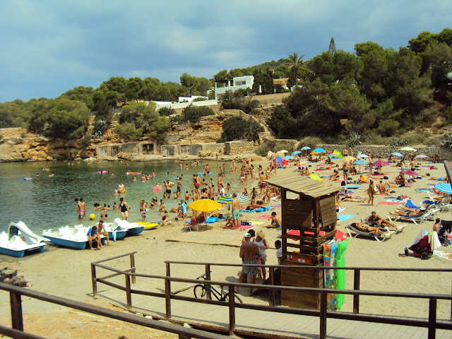 Cala Salada- Las mejores calas y playas de Ibiza