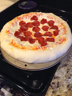 kirkland frozen pepperoni pizza cooking instructions