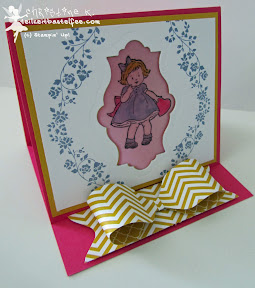 stampin up, envelope punch board, greeting card kids, forever with you, apothecary accents