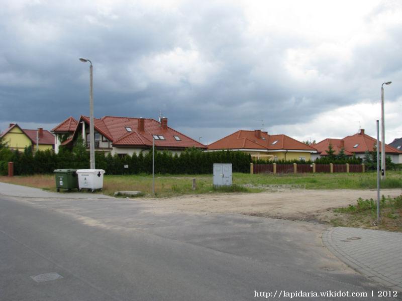Toruń, ul. Sadowa