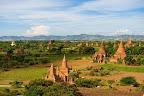 Bagan aerial view