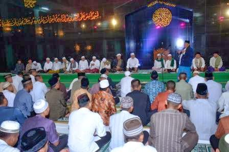 Doa Bersama Kodam V/Brawijaya Guna Mensukseskan Pengamanan Pemilu