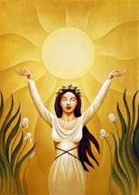 Goddess Chup Kamui Image