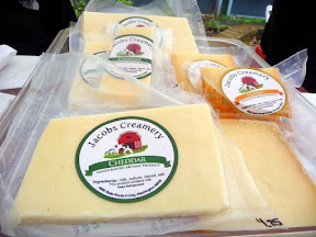 PSU Portland Farmers Cheese