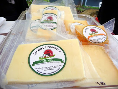 Jacobs Creamery cheeses