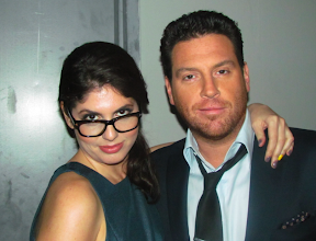 Scott Conant and Gabriella Gershenson of 24 Hour Restaurant Battle
