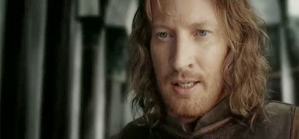 Screen Shot Of Hollywood Movie The Lord of the Rings (2003) In Hindi English Full Movie Free Download And Watch Online at Alldownloads4u.Com