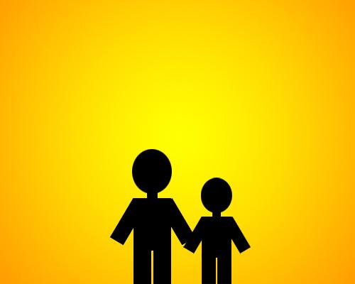 Dia dos Pais - Antigamente