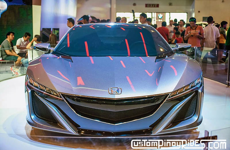 Honda NSX Concept Custom Pinoy Rides Car Photography Manila Philippines Philip Aragones pic2