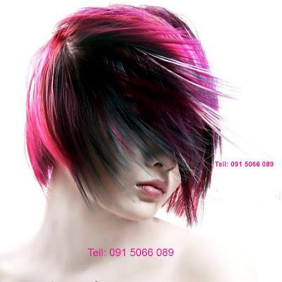 cắt, Nhuộm, Uốn, tóc, phủ bóng, xăm môi, xăm mày, phun, thêu, mí mắt, trẻ, đẹp, hiện đại, nhất, Hà Nội
