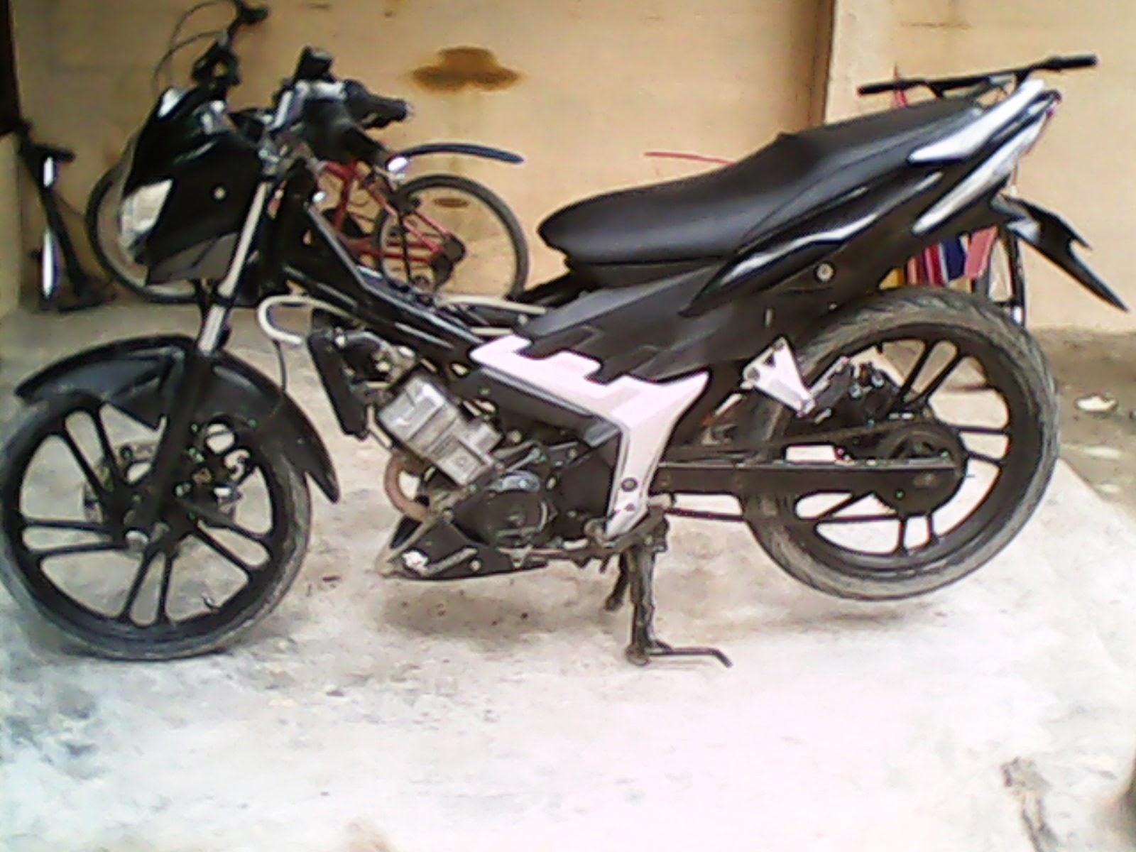 Honda Cs 1 Modifikasi Fu