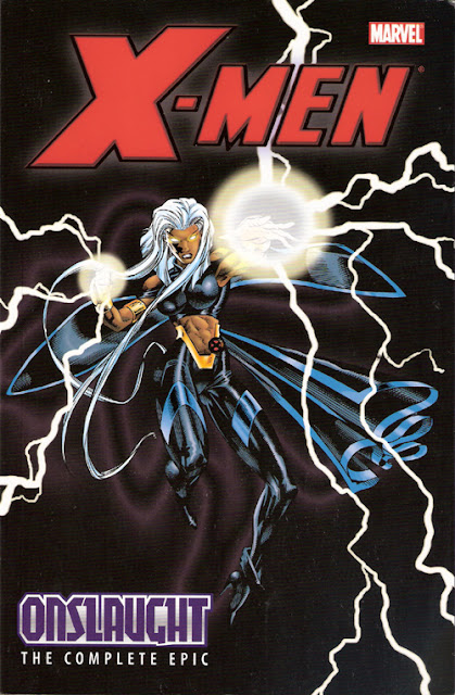 X-Men: Onslaught: The Complete Epic, v. 3 cover