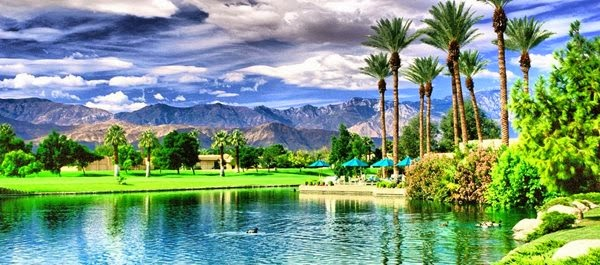 Palm Springs - California