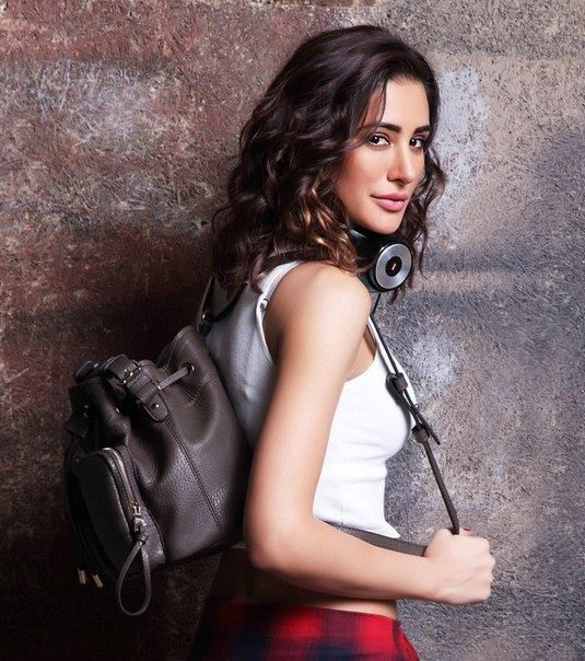 Nargis Fakhri cute and bold