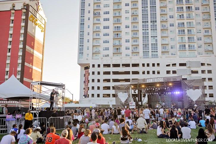 Life is Beautiful Music Festival.