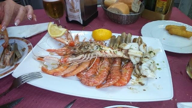Restaurante San Blas
