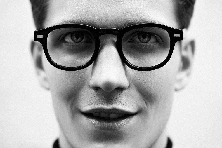 Peter Bruder by Daniel Riera for Warby Parker, October 2011