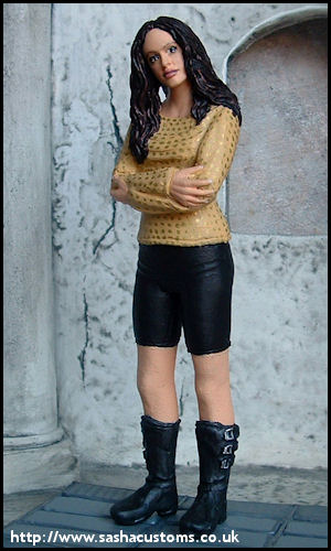 Firefly 'Train Job' River Tam action figure