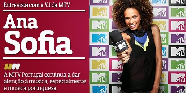 Destaque A Entrevista - Ana Sofia