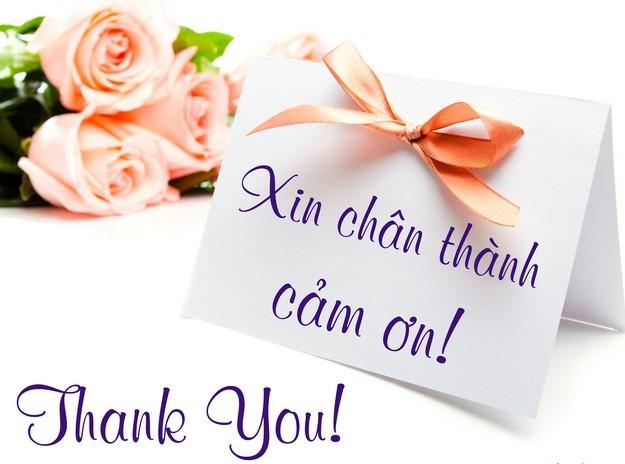 Thơ cảm ơn mọi người đã gửi Lời Chúc Mừng Sinh Nhật đến mình