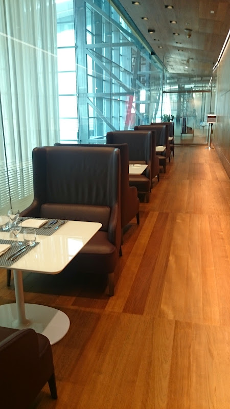 DSC 5017 - REVIEW - Qatar Al Mourjan Business Class Lounge, Doha (September 2014)