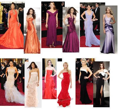 oscar+dresses Oscar Style Report: Gowns for Less