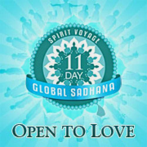 Spirit Voyage 11 Day Global Sadhana Open To Love