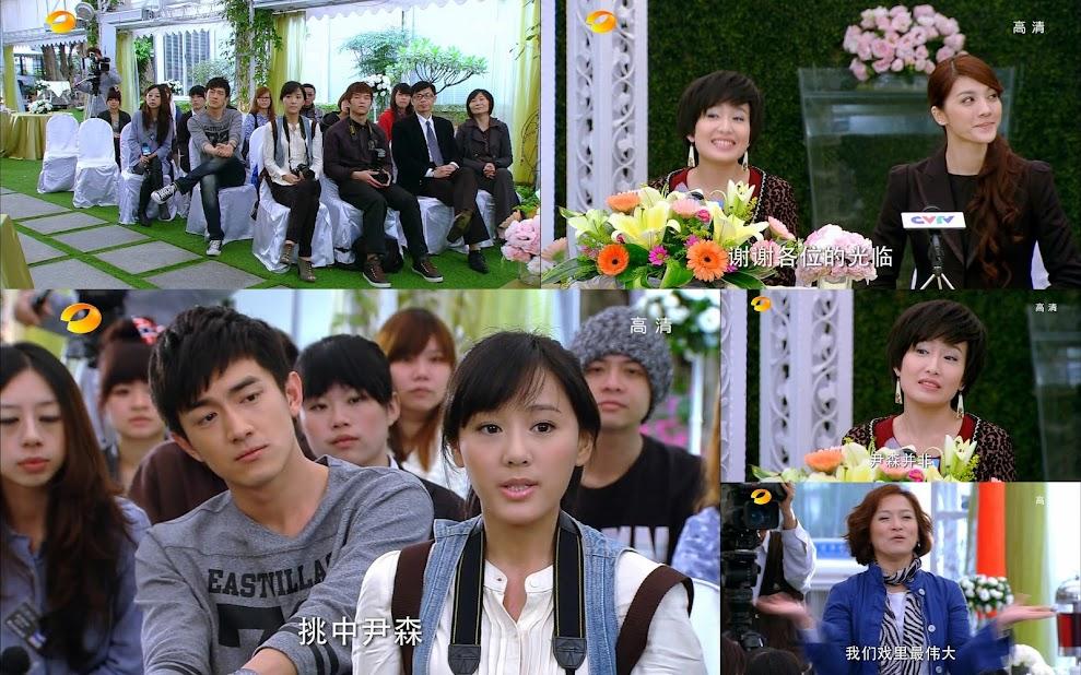 Lin Geng Xin, Maggie Wu, Xie Qiong Nuan, Bao Yi Lin, Hua Yi Han