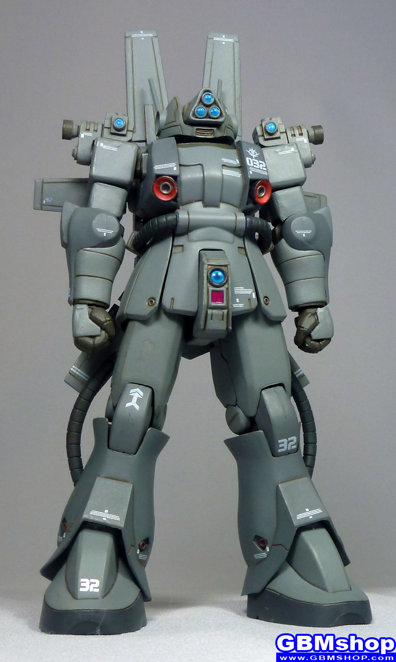 Zeonography #3007 MS-11 MS-06E-3 ZAKU FLIPPER
