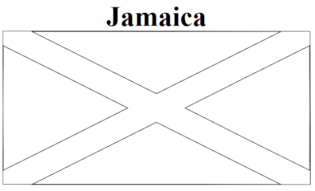 jamaica coloring pages of beaches - photo#4