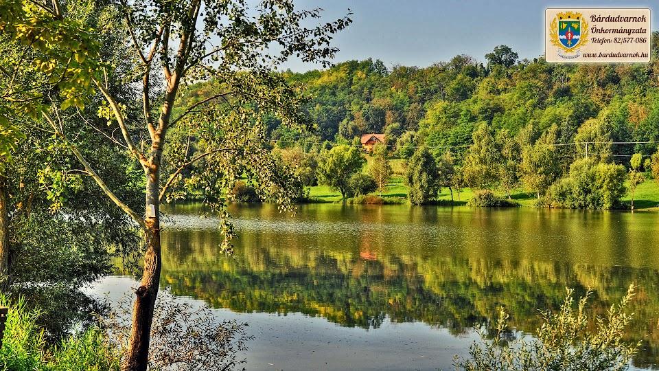Bárdudvarnok Petörke tó