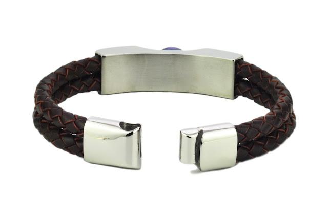 BraceletC 3 - Genuine Leather Bracelets and Keychains