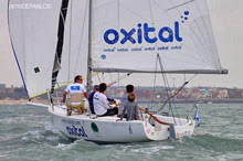 J/80 Oxital- sailing Spanish championships- Puerto Sherry, Spain