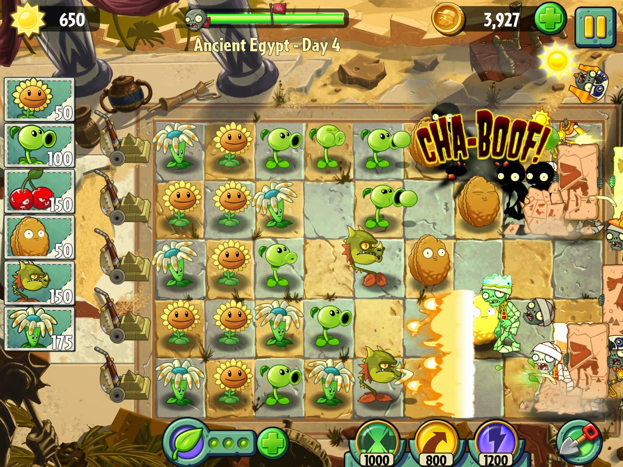 Plants Vs. Zombies 2: It's About Time lộ diện hình ảnh 16