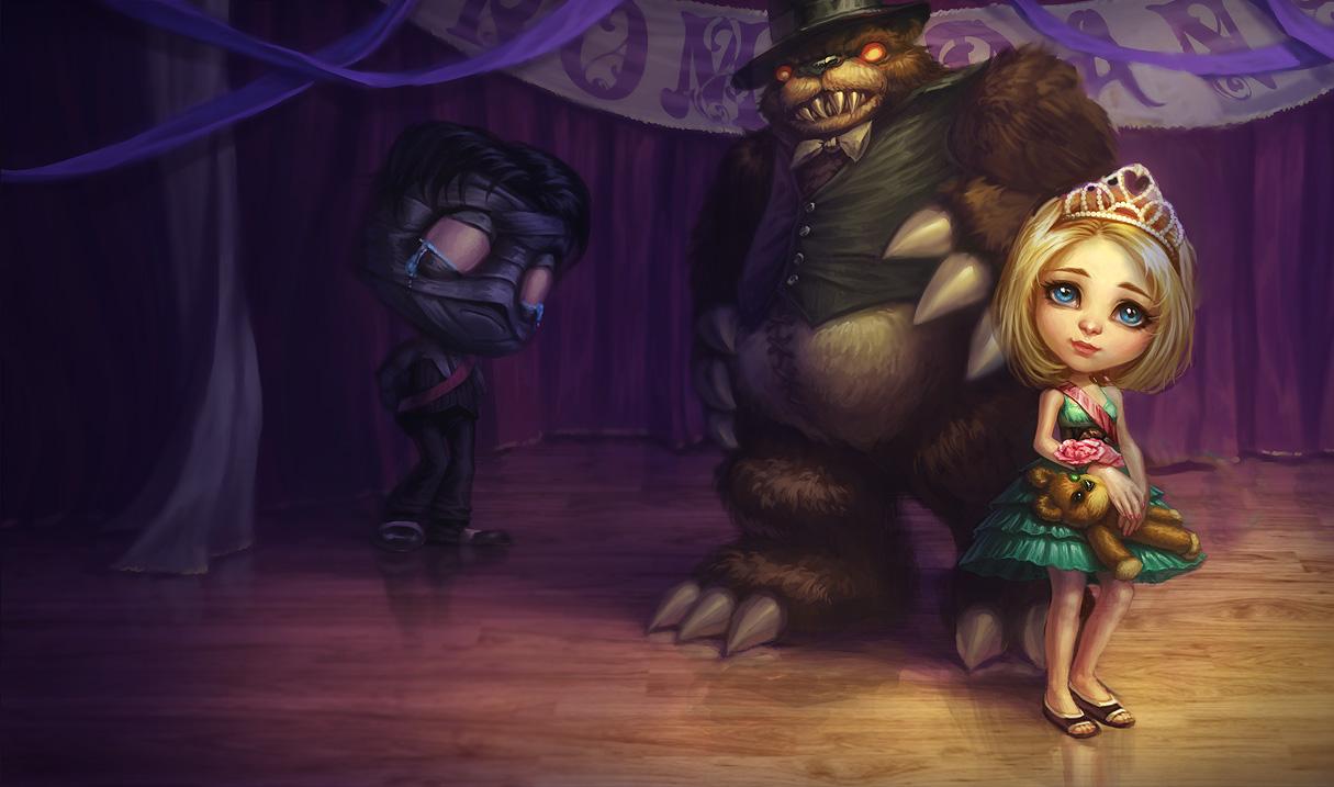 Tổng hợp hình ảnh về Annie trong Liên Minh Huyền Thoại - Ảnh 7