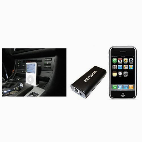 Spec.Dock iPod Music Kit For BMW 3 Series (E46) With 16:9 Navigation